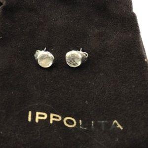 Ippolita Clear Quartz Sterling Silver Earrings